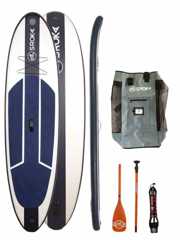 Inflatable Stand up paddle 10' pack Easy