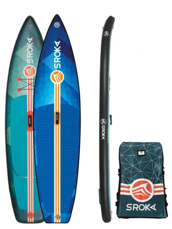 Inflatable Stand up paddle Alpha 11x32