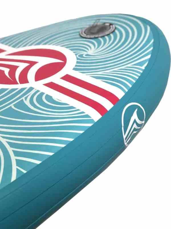 Inflatable Stand up paddle Malibu 10 Girly Fusion