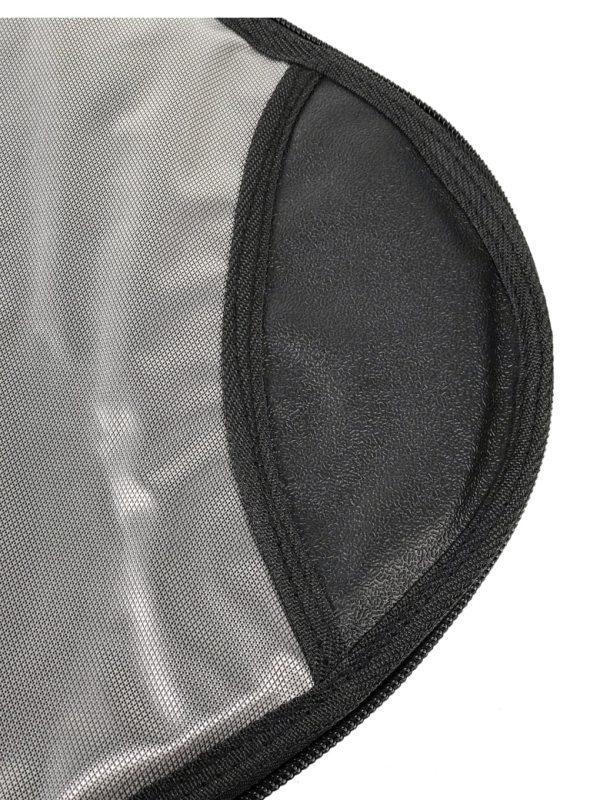 Kitefoil protection bag for assembled foil tip renforcement