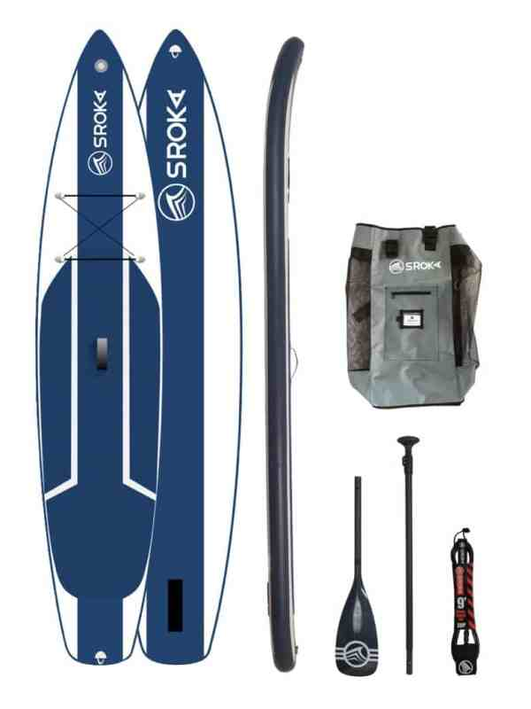 Inflatable Stand up paddle Easy 12'6x32