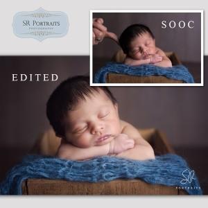 SR Portraits Newborn Photoshoot Safety Leicester
