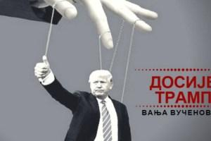 """Вања Вученовић: Досије Трамп и моћ """"дубоке државе"""""""