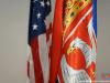 zastave USA and SRB
