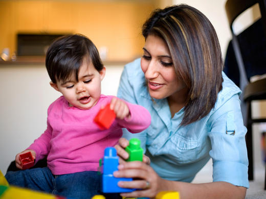 We are now offering Stay and Play after every Baby Time and Family Storytime!