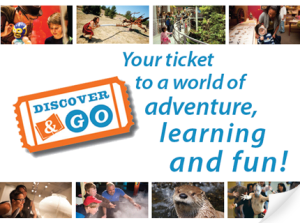 Discover and Go museum passes