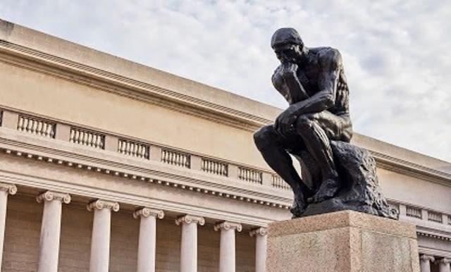 1st Wednesday Art Talk - Rodin Centenary, Wednesday, April 5, 1:00 pm