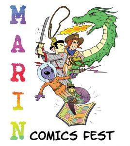Marin Comics Fest