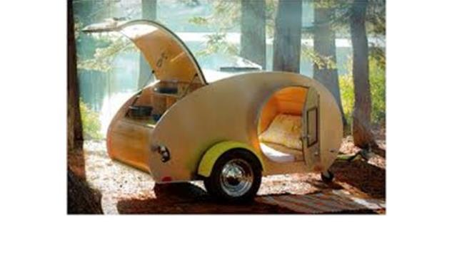 3rd Tuesday Teen Event - Teardrop Trailers: The Excitement of the Open Road, Tuesday, November 21, from 4 - 5 pm