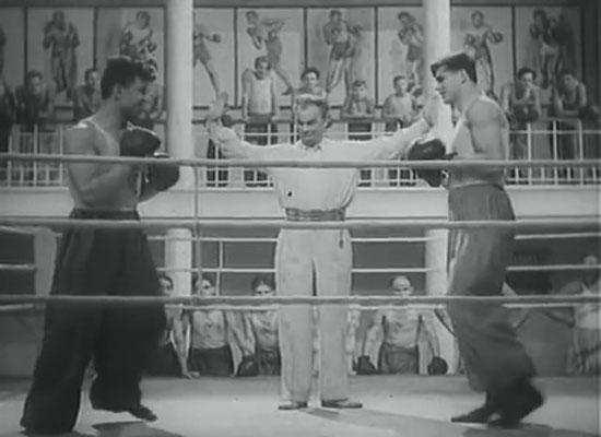 совеский гимн боксу
