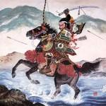 Бадзюцу (яп. 馬術) — искусство верховой езды