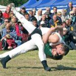 Кумберлендский и вестморлендский стили борьбы