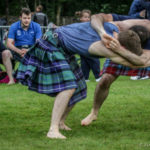 Scottish Backhold