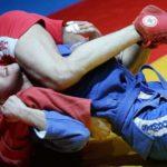 Техника борьбы Самбо (часть 25) <b>Все болевые приемы — Выкручивание руки наружу</b>