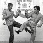 Chu Shong Tin — 1998 Seminar: Sil Lum Tao [1998, вин чун]