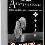 Идаи Рю Айки Дзюцу в 9 (Idai Ryu Aiki Jujitsu 9 DVDs) [Idai Ryu Aiki Jujitsu, DVDRip, ENG] (Видеоурок)