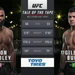 Видео боя Тайрон Вудли — Гилберт Бернс / Tyron Woodley vs Gilbert Burns — <b>UFC on ESPN 9: Woodley vs Burns</b>