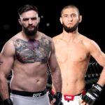 Видео боя Джон Филлипс – Хамзат Чимаев / UFC on ESPN 13