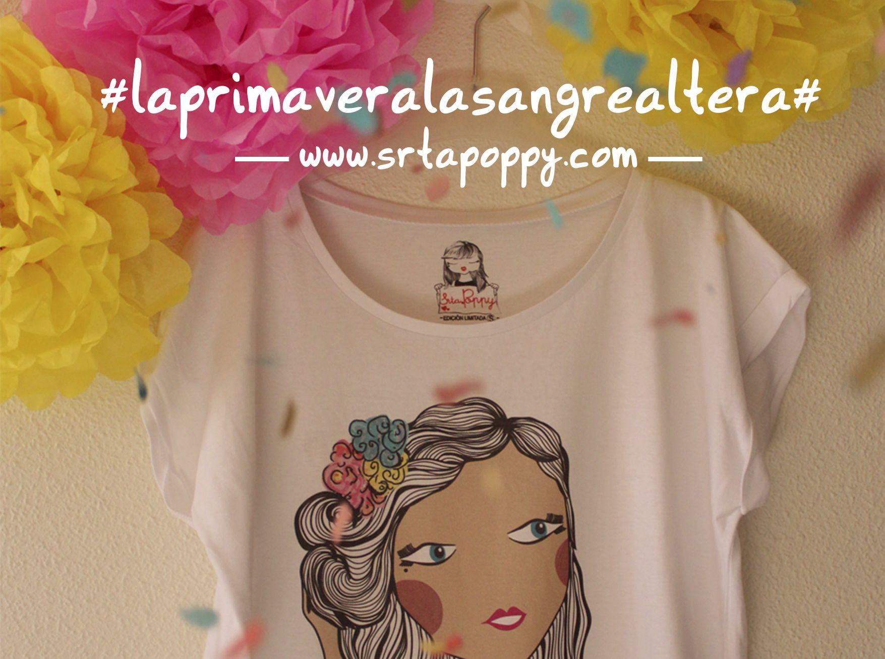 Coleccion primavera verano Srta.Poppy 2014