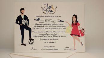 Invitación de boda_Elena&Javi
