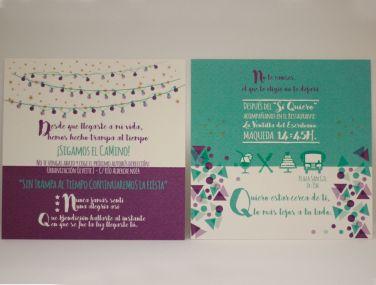 Invitación de boda_postales