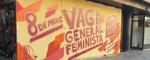 El 8 de Març, vaga general