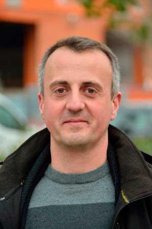 Carlos Batalla Delegat PRL del Sindicat Reformista de Treballadors