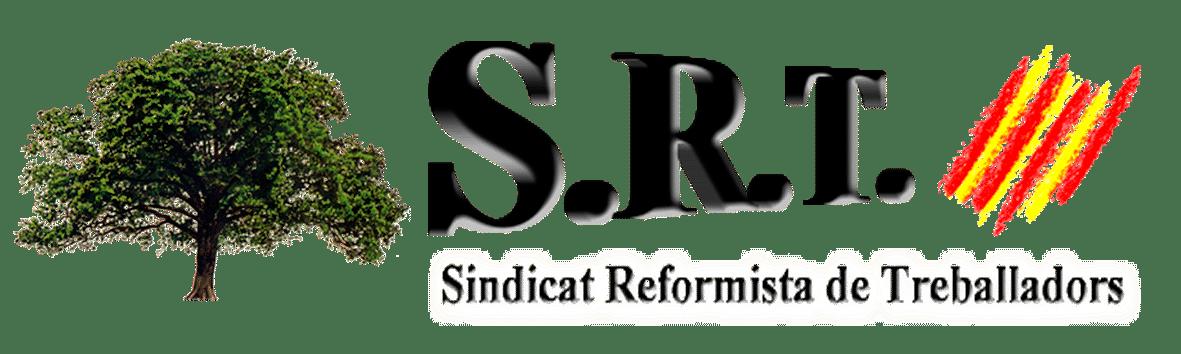 Logo sencer SRT Sindicat Reformista de Treballadors