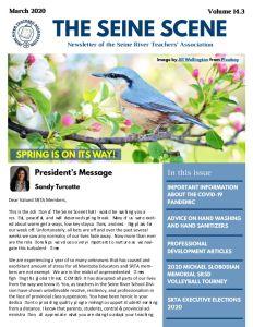 thumbnail of SRTA Newsletter March 2020