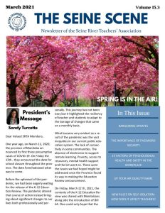 thumbnail of SRTA Newsletter March 2021