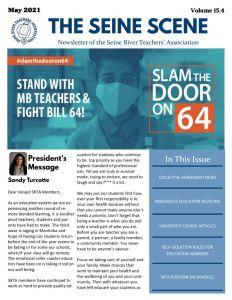 thumbnail of SRTA Newsletter May 2021