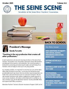 thumbnail of SRTA Newsletter October 2019