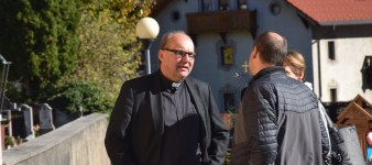 """Hermann Glettler """"lernt"""" Tirol"""