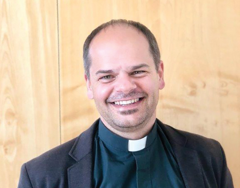 Dekan Cons. Dr. Peter Scheiring