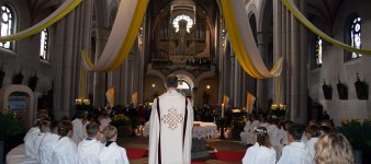 Erstkommunion 19. April 2020 – verschoben!
