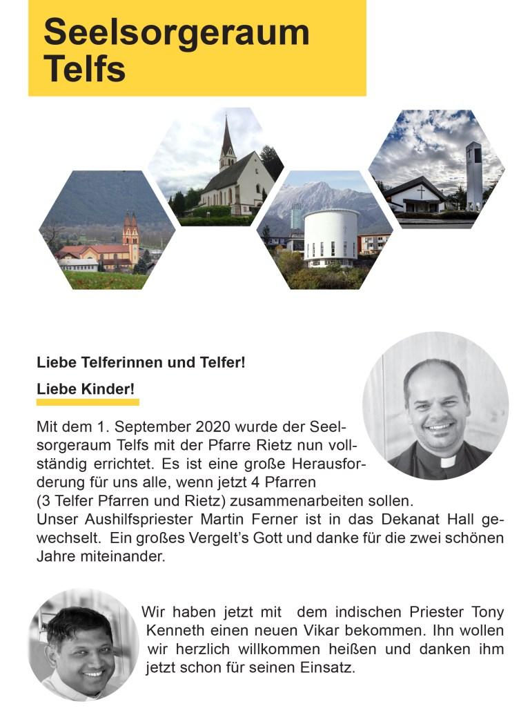Info Flyer Oktober/November