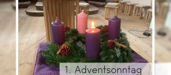 1. Adventsonntag