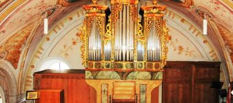 Orgelerlebnis St. Antonius (Rietz) mit Peter Waldner