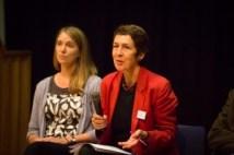 Laura Lonsdale (Spanish) and Katrin Kohl (German)