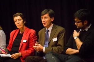 Katrin Kohl (German), Tim Farrant (French), and Matt Garraghan (Pembroke College)