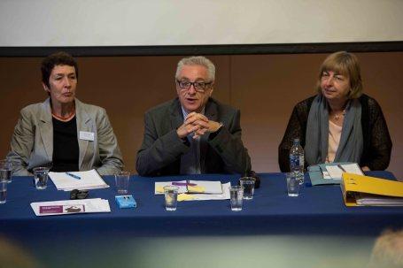 Building Bridges, chaired by Prof. Michael Worton