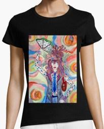 Tee-shirt Androgyne T-shirt femme