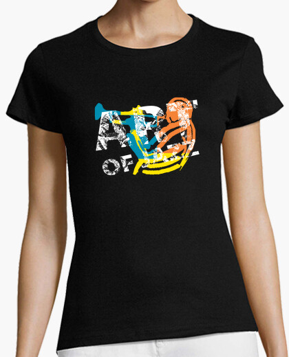 Art of Jazz - Modern Fancy Design t-shirt