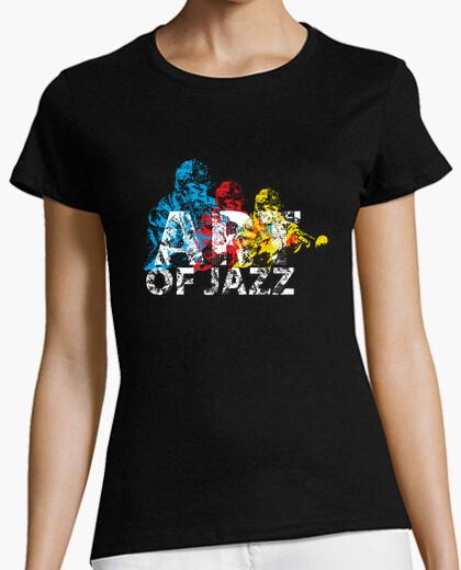 Art of Jazz Modern Style t-shirt
