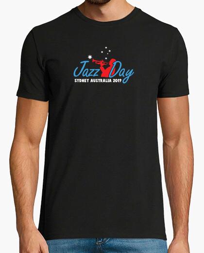 Jazz Day Sydney Australia 2019 t-shirt