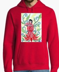 Lotus Geisha, sweat femme