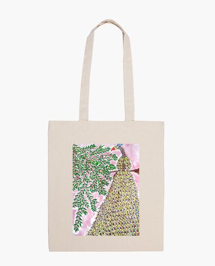 Paon Fantasy : le sac imprimé!