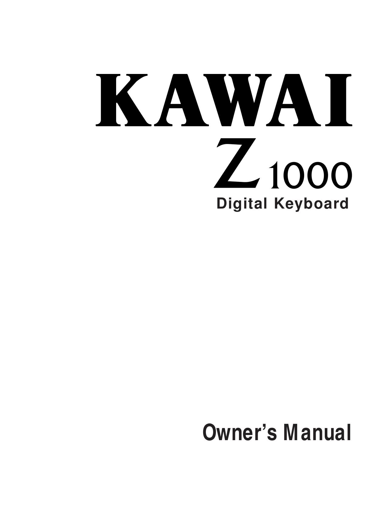 Kicker Zr Manual