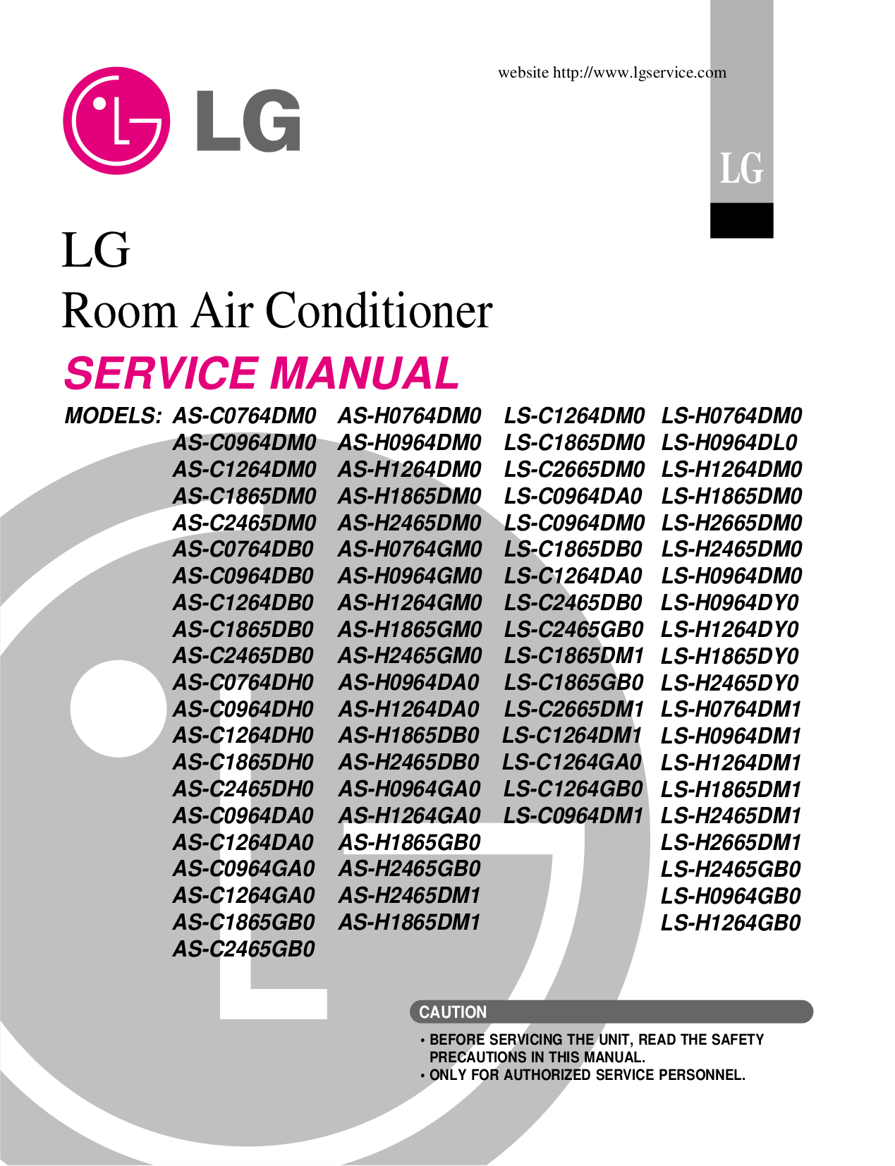 Portable Air Conditioner Wiring Diagram Lg Room