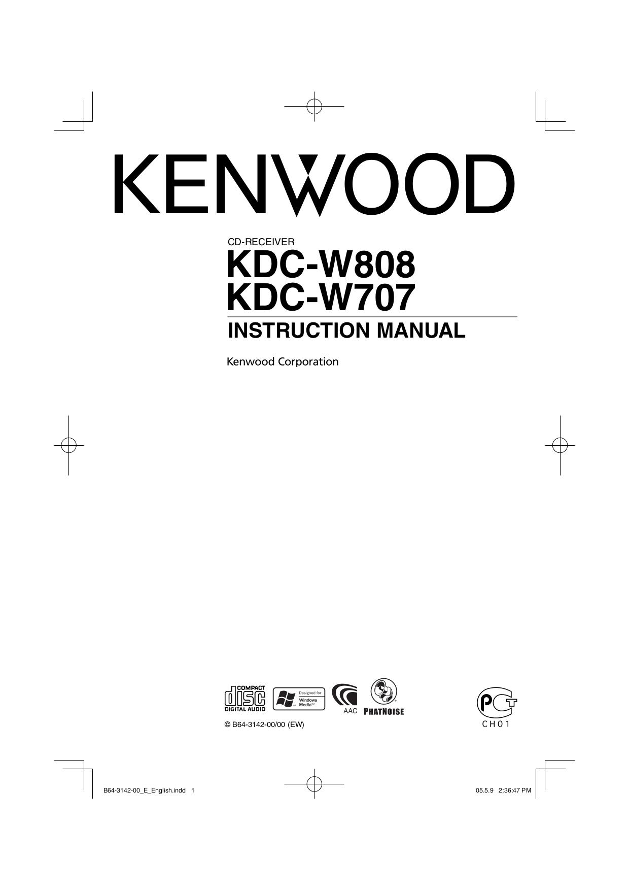 Download Free For Kenwood Kdc 128 Car Receiver Manual
